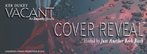 Vacant Cover Reveal Banner