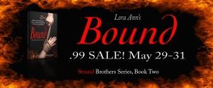 bound sale banner