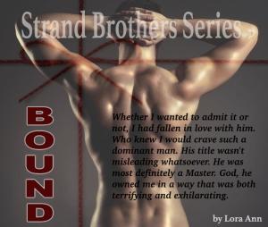 Lora Ann teaser Bound man 2